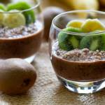 Czekoladowe quinoa w pucharku