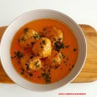 Klopsiki cielęce w sosie pomidorowym