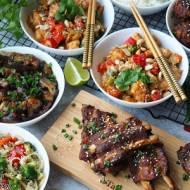Rodzinny obiad po chińsku - 5 przepisów
