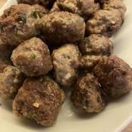 Włoskie klopsiki / Italian meatballs