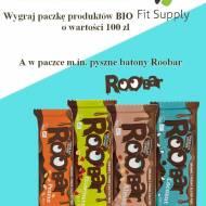 Wygraj paczkę produktów BIO od Fit Supply