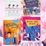 Książki dla 11 latki