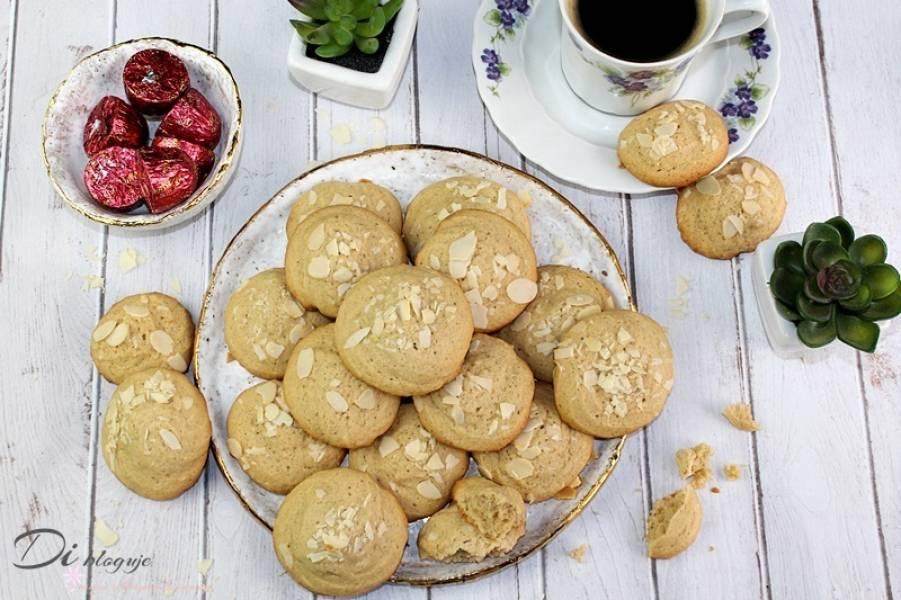 Maślane ciasteczka kawowe