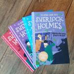 Sherlock Holmes Nakrapiana przepaska tom 4