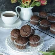 babeczki czekoladowe + film krok po kroku