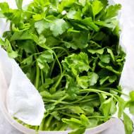 Jak przechowywać zieleninę