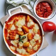 Szybka zapiekanka – gnocchi caprese