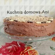 Tort orzechowo-czekoladowy II