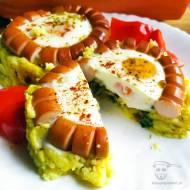 Gniazdka ziemniaczane – pomysł na obiad lub lunch
