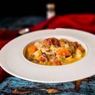 Zupa grzybowa z Chorwacji – Zagorska Juha