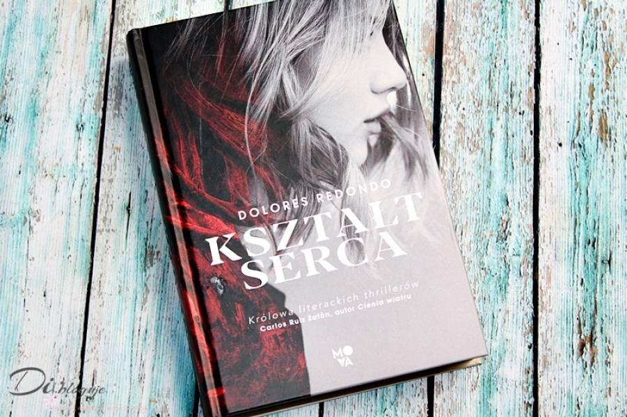 Kształt serca Dolores Redondo - recenzja