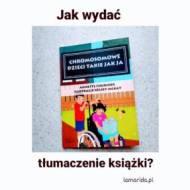 Jak wydać tłumaczenie książki?