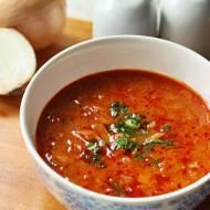 Zupa z białej kapusty (wegańska, keto, low carb)