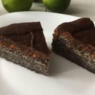 Ciasto makowe z polewą