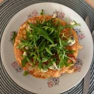 Szybki mini omlet śniadaniowy