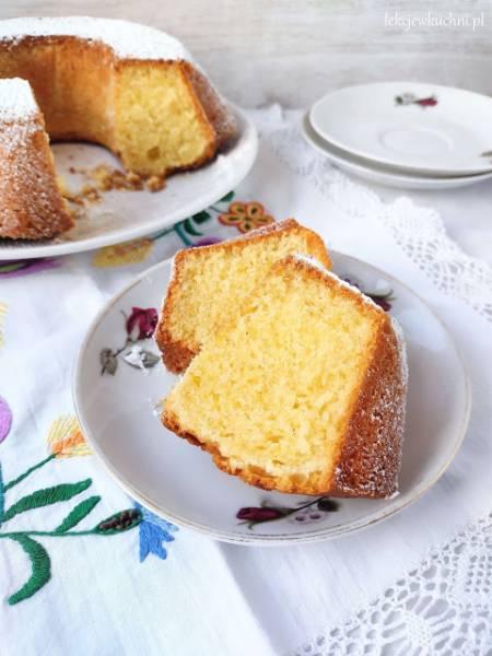 Babka piaskowa / Polish Bundt Cake