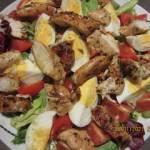 Sałata z kurczakiem