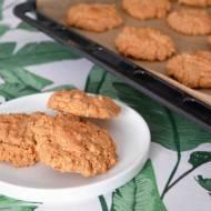 Przepis na orzechowe fit ciasteczka z trzech składników + prezent dla moich czytelników