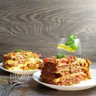 Lasagne z cukini