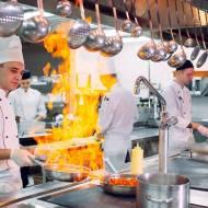 Odzież kucharska dla pracowników gastronomii