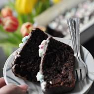Ciasto bananowe czekoladowe