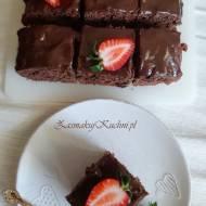 Ciasto czekoladowo-marchewkowe