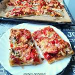 Najlepsza domowa pizza na drożdżach + FILM
