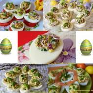 Jajka faszerowane - wielkanocne inspiracje