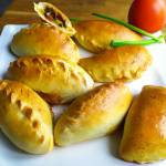 Pieczone pierogi z warzywami – piękny i pyszny obiad