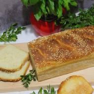 Chleb na maślance – prosty przepis