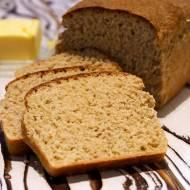 Chleb pszenny z otrębami owsianymi