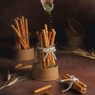 Paluszki chlebowe, czyli włoskie grissini