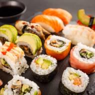 Polecane wino do sushi