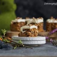 Ciasto marchewkowe z mascarpone.