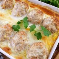 Pulpety zapiekane na puree ziemniaczanym – swojski przepis na obiad
