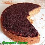 Ciasto buraczkowo -  marchewkowe.