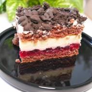 Ciasto Węgielek