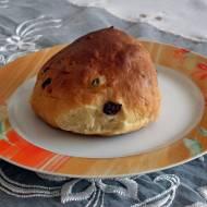 Pyszne i łatwe do przygotowania drożdżówki z serem i borówkami