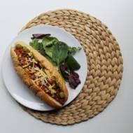 Dynamite Sandwich - pikantna kanapka na ciepło z wołowiną