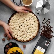 Tarta czekoladowo-kawowa