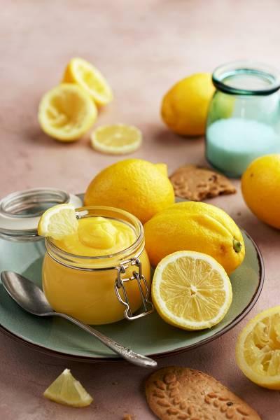 Lemon Curd   Krem cytrynowy