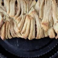 Ciasto drożdżowe cynamonowe do odrywania