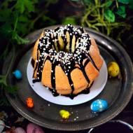 Wielkanocna babka ucierana – przepis