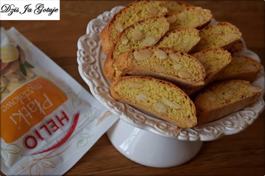 Ciasteczka Cantucci