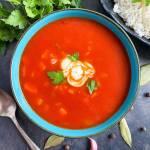 Ekspresowa zupa pomidorowa i recenzja garnków Peter Cook