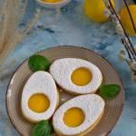 Kruche ciasteczka – jajeczka wielkanocne
