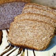 Chleb pszenny z otrębami pszennymi
