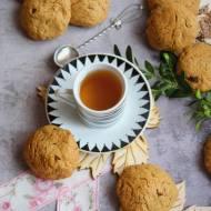 Szybkie ciasteczka orzechowe bez mąki