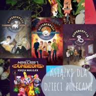 Książki dla dzieci polecane w marcu