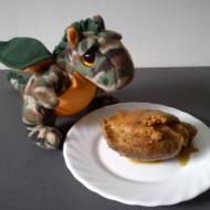 Piersi z kaczki w soku pomarańczowym